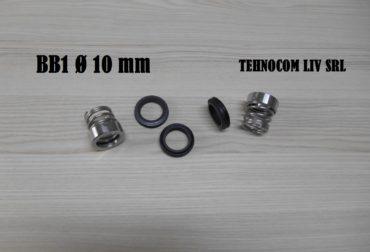 Garnitura mecanica compresoare cu diametru 10 mm