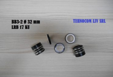 Ø32 mm etansari mecanice pompe