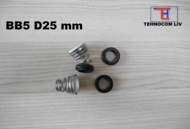 Etansari mecanice pentru pompe Lowara D25mm