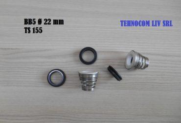 Etansari mecanice pompe dab sau lowara BB5 D22