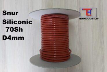 Snur de etansare siliconic60 Diametru 4mm