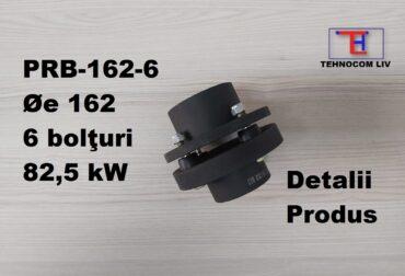 Cuplaj elastic motor diametru 162mm