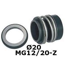 Etansare Mecanica Burgmann MG12/20-Z Ø20mm
