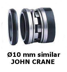 Etansare mecanica presetupa Ø10mm JOHN CRANE