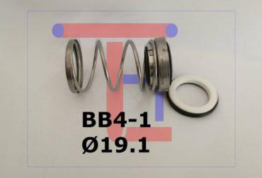 Ø19.1mm KIT DE ETANSARE MECANICA BB4-1