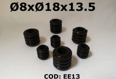 Garnituri elastice din cauciuc pentru D8mm