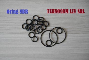 inele o-ring din cauciuc etansare NBR