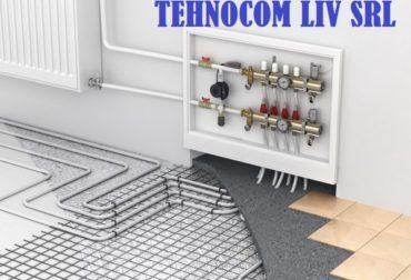 Instalatii termice si sanitare robineti