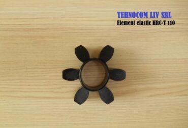 Element elastic din cauciuc pentru semicuplaj HRC-T 110