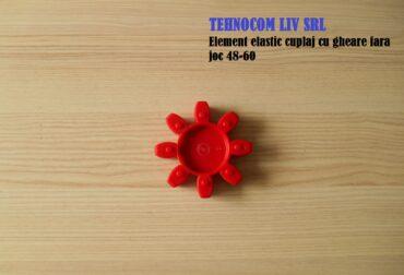 Elementye elastice semicuplaje cu gheare 48-60