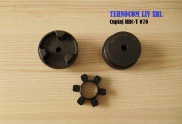 Cuplaj elastic cu gheare HRC-T 070