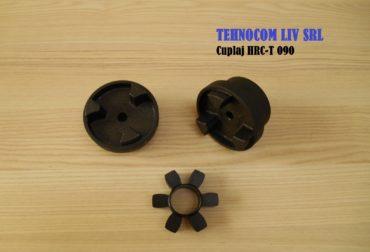 Cuplaj elastic cu element elastic rozeta HRC-T 090
