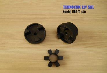 Cuplaje cu gheare si element elastic HRC-T 150