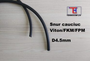 Șnururi de etansare din Viton D4.5mm
