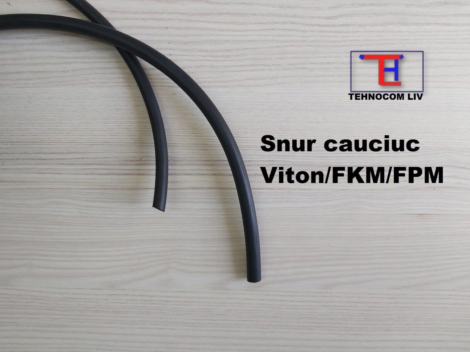 Cord etansare rotund Viton FPM FKM
